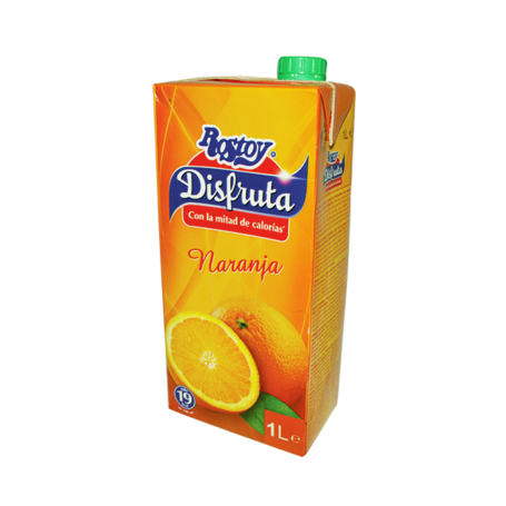 Nectar Disfruta Orange 1L