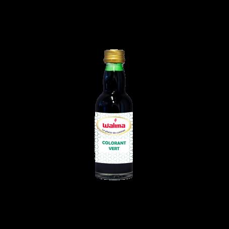 Colorant Vert Walima 50 ml