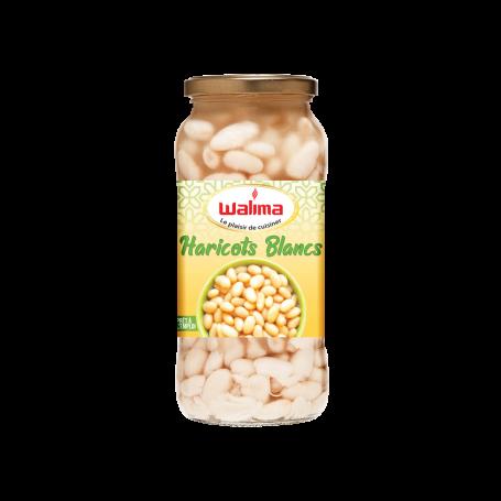 Haricot Blanc Bocal