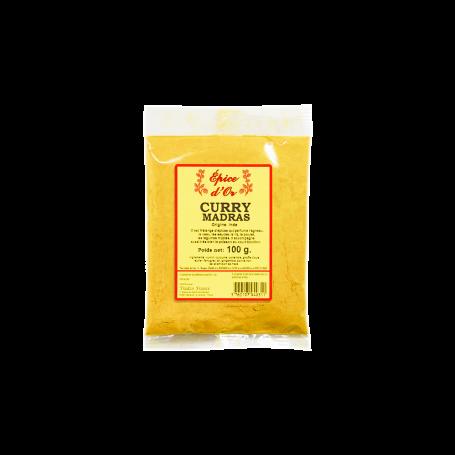Curry Madras 100g