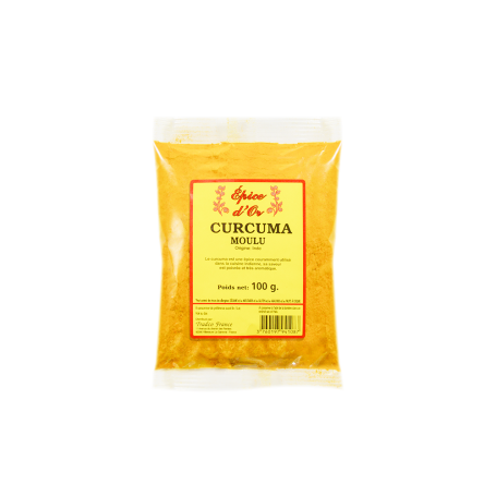Curcuma poudre 100g