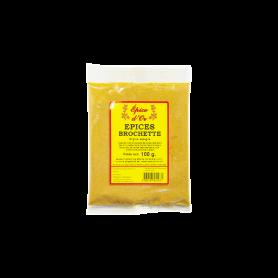 Epices Brochette poudre 100g