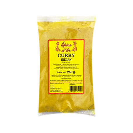 Curry Indian 250g