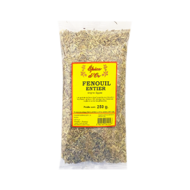 Fenouil grain 250g