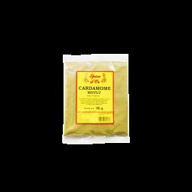Cardamone Verte moulu 50g
