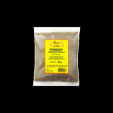 Piment jamaique moulu 50g
