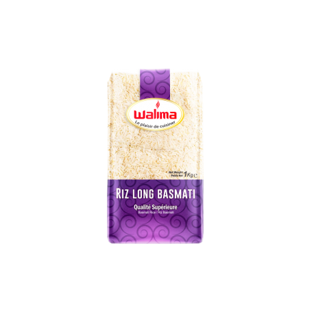 Riz Basmati Walima 1kg