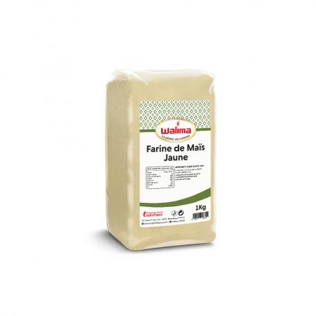 Farine de Mais Fioretto Jaune 1Kg