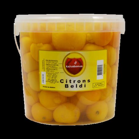 Citron en Samure 8Kg
