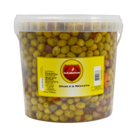 Olives à la Mexicaine 8kg