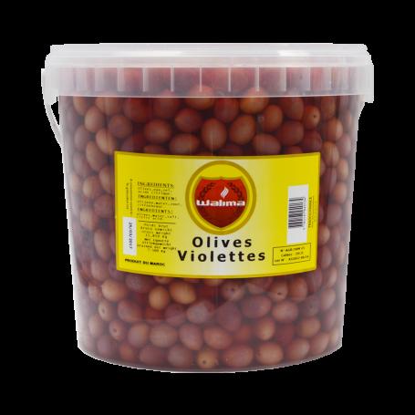 Olives Violettes 7.5kg