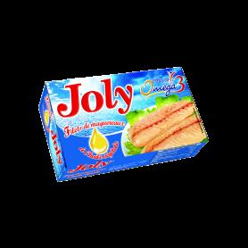 Maquereaux JOLY à l'huile Végétale 125 g