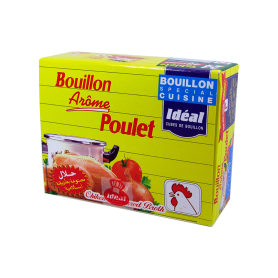 Bouillon IDEAL Poulet