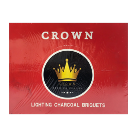 Charbon Briquet CROWN