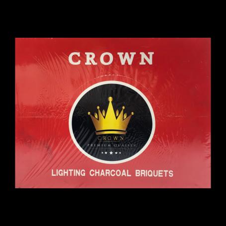Charbon Briquet CROWN
