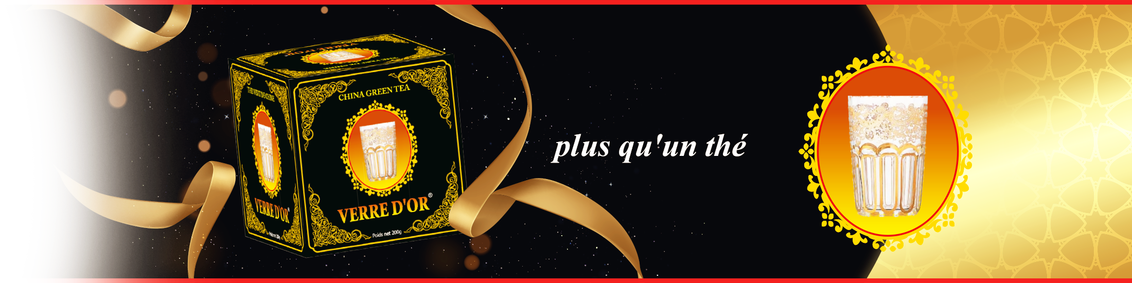 VERRE D'OR